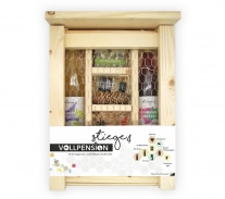 Stiege4 Vollpension <br/> Weihnachtsbox & Insektenhotel